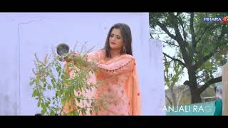 Aashiqi ka Rog || Diler kharkiya and Anjali Raghav || haryanvi song. Thumb