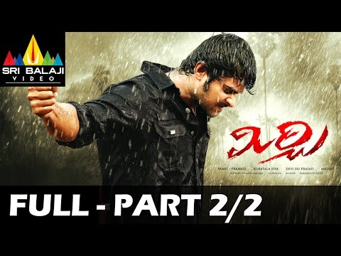 Mirchi Telugu Full Movie Part 2/2 | Prabhas, Anushka, Richa | Sri Balaji Video