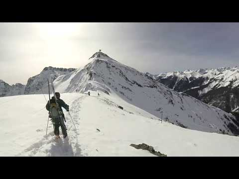 Silverton Mountain Guided Snowboarding - February 2018