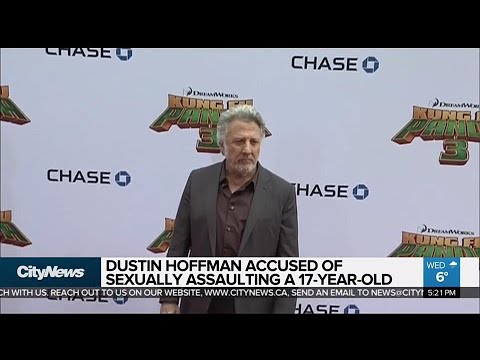 Dustin Hoffman, Brett Ratner latest Hollywood figures to face allegations of sexual harassment