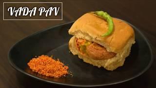 Vada Pav recipe   Batata Vada   Vada pav ki chutney   Fast Food   Indian Burger   Shree's Recip