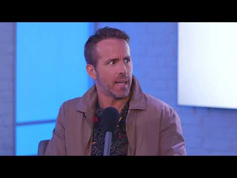 Ryan Reynolds   Deadpool 2  Magic Radio