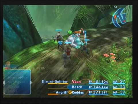 PS2 Final Fantasy XII NLBLLG - Wood Toad