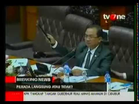 Video Indonesian Parliament Member Government VERY BAD