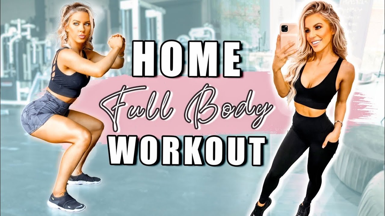 MY 20 MIN HOME WORKOUT | Lessss goooo
