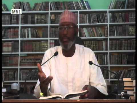 Shaikh Muhammad Auwal Adam Albani Zaria (Sharh Al-Sunnah: Baghawiy 001)