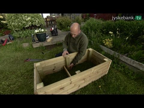 byg din egen plantekasse