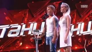Танцы Евгений Смирнов и Дарья Смирнова Сильнее сильного  Посмотри и скажи  что можешь ты!