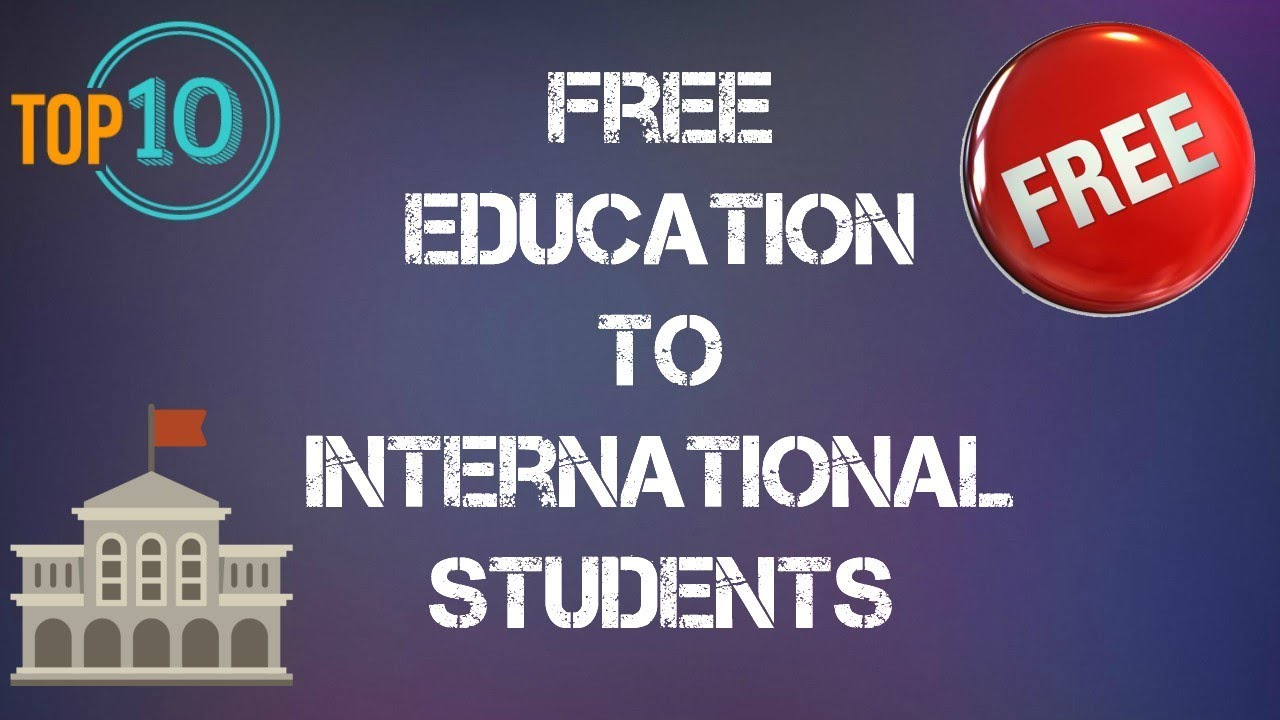 countries offering free education to international students