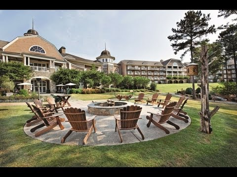 The Ritz Carlton Lodge, Reynolds Plantation, Georgia
