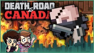 gun it death road to canada rare characters part 6