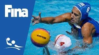 Official draw: FINA Women