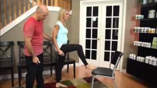 Psoas Stretch Exercise