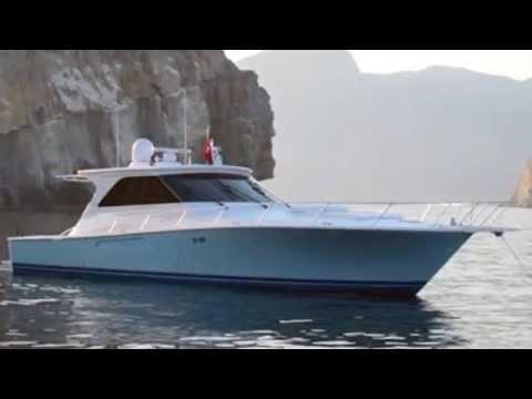 2010 Viking 52 Sport Yacht