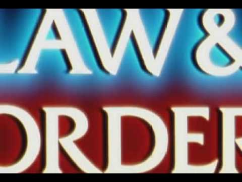 Law & Order : Special Victim's Unit - Season 7 - Theme Song