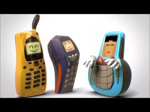 История рингтонов Nokia (1996~2017)