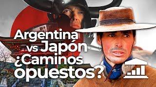 ARGENTINA Vs JAPÓN:  ¿Qué camino escoger? - VisualPolitik