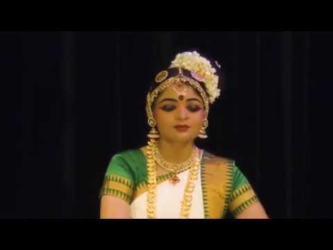 Mohiniyattam varnam by Nayana