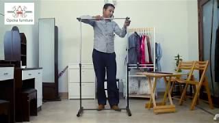 Smart Clothing Rack Assembling Guide - Buy Online @ Opicka Furniture
