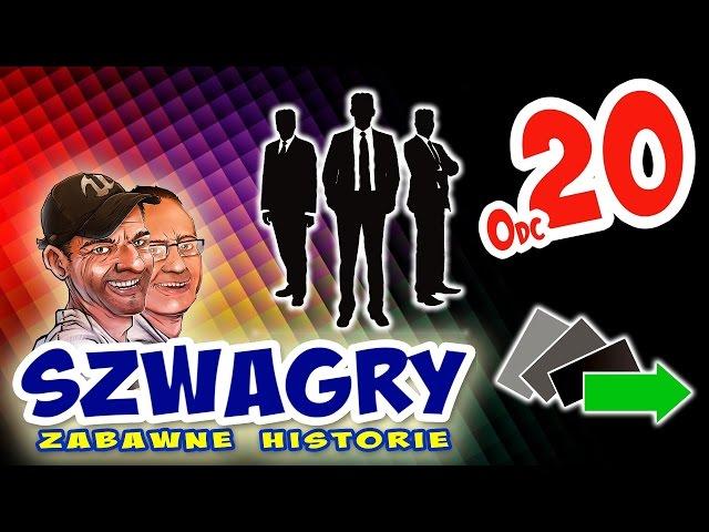 Szwagry - Odcinek 20