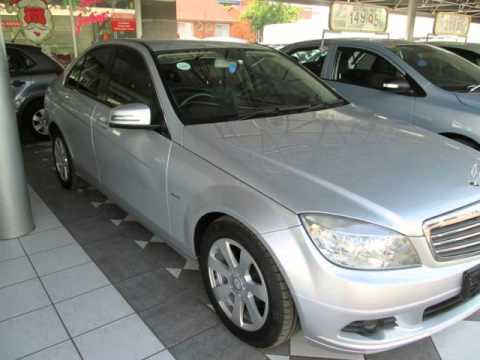 2010 MERCEDES-BENZ C-CLASS  180 CGI A/T Auto For Sale On Auto Trader South Africa