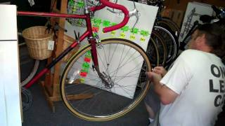 How to Measure Bicỳcle Wheel Circumference For A Cycling Computer