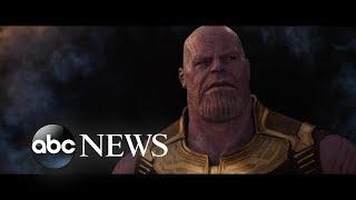 'Avengers: Infinity War' pre-sale tickets already breaking records
