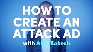 Saldırı bir reklam oluşturmak için nasıl