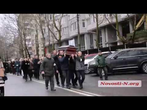 Видео Новости-N: прощание с Владимиром Викторовичем Лустой