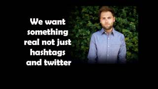 Passenger - Scare Away The Dark (Lyrics HD)
