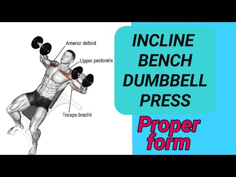 how-to-do-incline-bench-dumbbell-press---proper-form