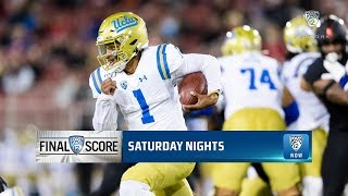 UCLA dominates, picks up first win over Stanford since 2008