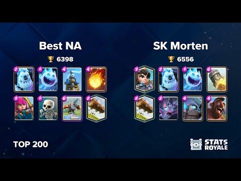 Best NA Vs SK Morten [TOP 200]