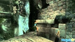 Tomb Raider Anniversary HD Walkthrough - Peru - The Lost Valley pt 1