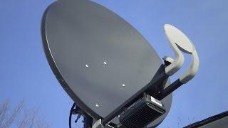 Как узнать причину отсутствия сигнала на спутниковой антенне