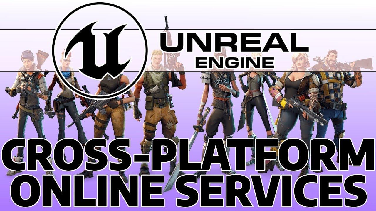 Epic Games Announce Free Cross-Platform Online Services