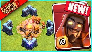 "...ALL NEW ""SUPER WIZARD"" IS COMING TO CLASH OF CLANS!"