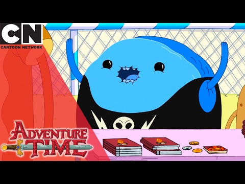 Adventure Time | Battle Of The Bands | Cartoon Network