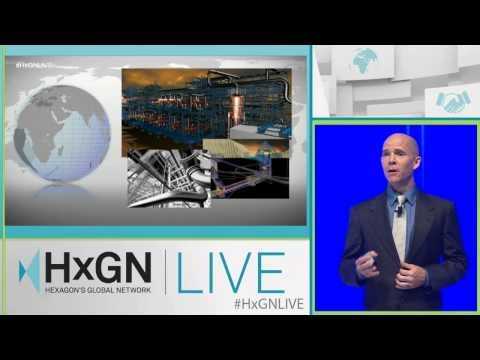 HxGN LIVE 2014: PP&M Keynote - Experience the Power of Smart Engineering - Intergraph PP&M