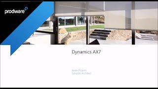 Nuevo Microsoft Dynamics AX (Webinar)