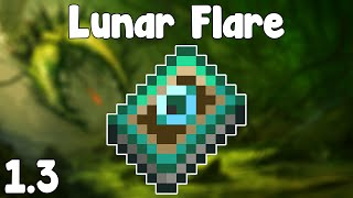 Terraria 1.3 - Lunar Flare , Insane... FASTEST DESTROYER KILL! - Terraria 1.3 Guide New Magic