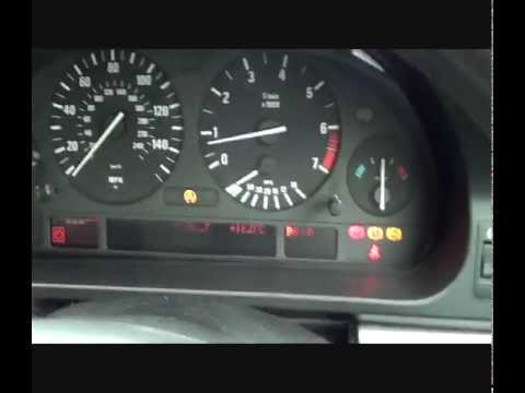 BMW E39 5 Series ABS Problem - How To Fix Using Launch CRP123 Diagnostic  Reset Tool