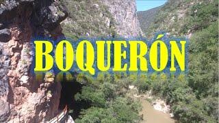 el boqueron (cañón) Sto Domingo Tonalá Oaxaca