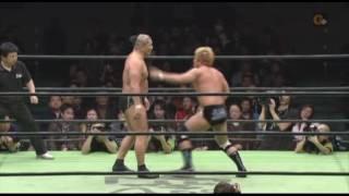 NOAH - Minoru Suzuki vs Atsushi Aoki