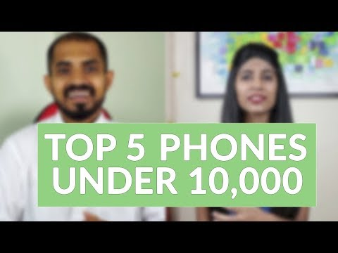Top 5 Phones Under 10,000 Ft. Phonelicious