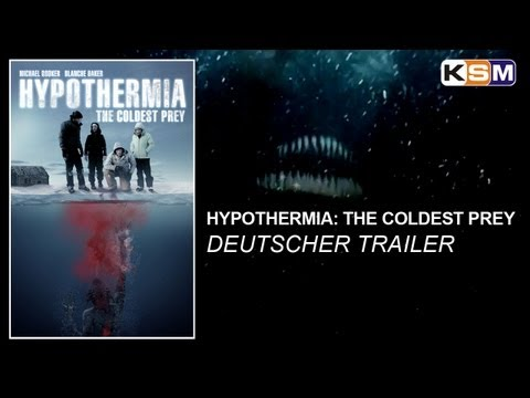 Hypothermia - The Coldest Prey (Deutscher Trailer) || KSM