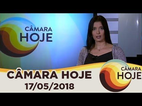 Câmara Hoje - MP que permite  venda direta do petróleo do pré-sal segue para o Senado | 17/05/2018
