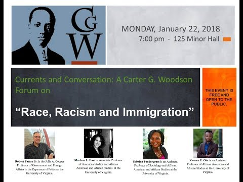 Currents in Conversation: Race, Racism, and Immigration