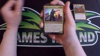 Magic: The Gathering Commander 2016 OFFENE FEINDSELIGKEIT Unboxing - [Deutsch] [HD]