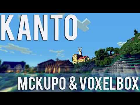Pokemon Kanto Region